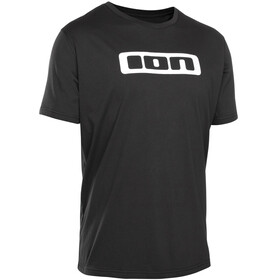 ION Logo T-Shirt Heren zwart
